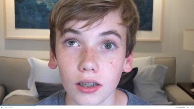 Browns Syndrome, Beck's Testimonial, age 12, Austin, Texas